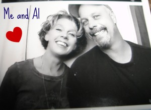 me and Al