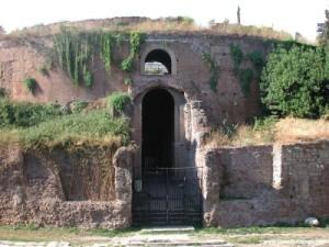 Octavian's Mausoleum today