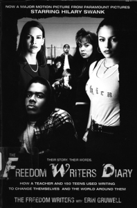 freedom writers book With powerful entries from the students' own diaries and a narrative text by erin gruwell, the freedom writers diary is an uplifting, unforgettable example of how hard work, courage, and the spirit of determination changed the lives of a teacher and her students.