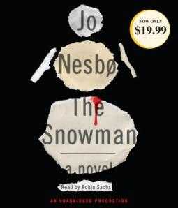 """Nesbo"", ""The snowman"""