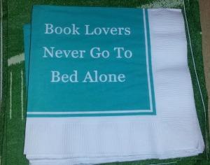 """book lovers never sleep alone"""