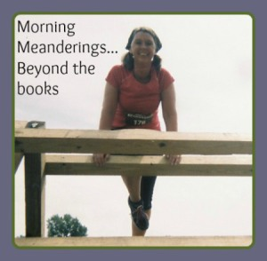 morning meanderings, book journey, Sheila DeChantal