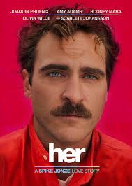 Her, Joaquin Phoenix, Book Journey, movie