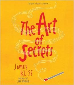 The art of secrets, James Klise, Sheila DeChantal, Book Journey