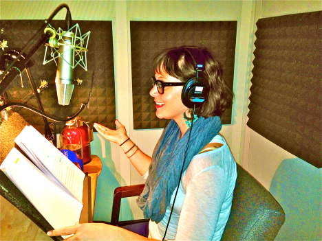 Therese Plummer, narrator, Sheila DeChantal, Book Journey