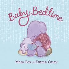 baby bedtime, mem fox, Sheila DeChantal, book journey