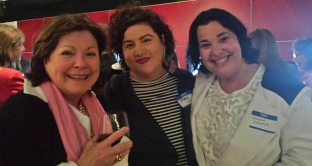 Adriana Trigiani, Dorothy Benton Frank, Stephanie Evanovich, Book JOurney Sheila DeChantal