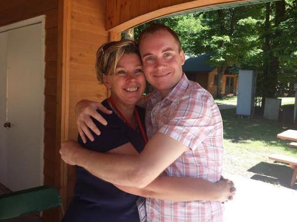 Jason Hatton, Book Journey, Camp Benedict