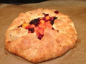 Karen White, Fruit Galette, Book JOurney, Sheila DeChantal