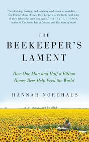 Beekeepers Lament, Hannah Nordhaus, Book Journey, Sheila DeChantal