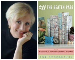 Terri Peterson Smith, Off The Beaten Path, Book Journey, Sheila DeChantal