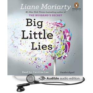 Big Little Lies, Liane Moriarty, Sheila DeChantal, Book JOurney