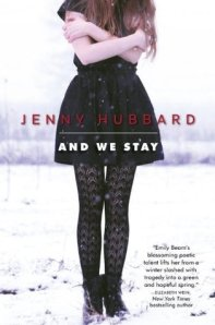 Jenny Hubbard, And We Stay, Sheila DeChantal, Book Jouurney