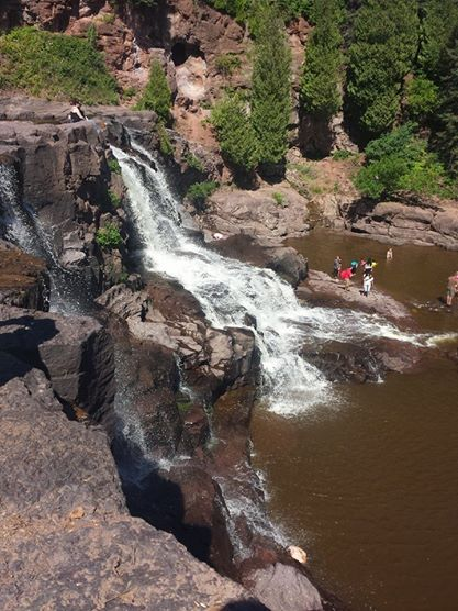Gooseberry Falls, Sheila DeChantal