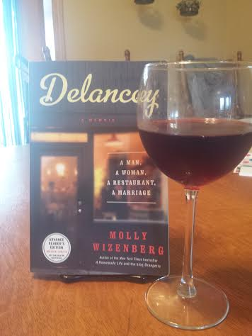 Delancey is a great non fiction read about an opening of a pizza restaurant... and yes, they served wine. :)