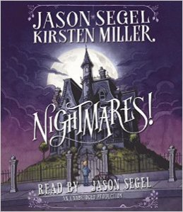 Nightmares! Jason Segel, Book Journey, Sheila DeChantal