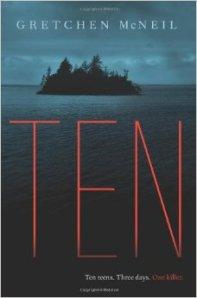 Ten, Gretchen McNeil, Book Journey, Sheila DeChantal