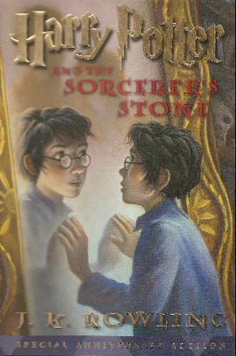 Harry Potter and the Sorcerer's Stone by JK Rowling (HP ...