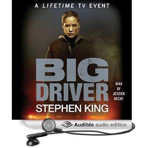 BIG DRIVER, Shephen King, Maria Bello, Book Journey, DeChantal