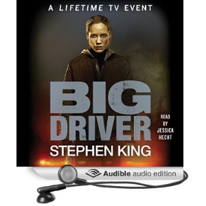 BIG DRIVER, Shephen King, Maria Bello, Book Journey, DeChantal
