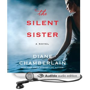 The SIlent Sister, Diane Chamberlain, Book Journey