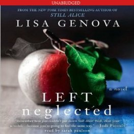 Lisa Genova, Left Neglected, Book Journey