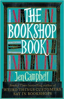 Jen Campbell, The Bookshop Book, Book Journey