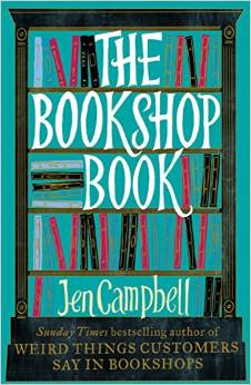 Jen Campbell, The Bookshop Book, Book Journey