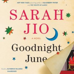 Sarah Jio, Goodnight June, Audiobook, Katherine Kellgren, Narrator, Book Journey