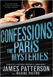 Patterson, Confessions, Tand Angel, Book Journey