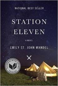 Station Eleven, Emily ST John Mandel, Book Journey