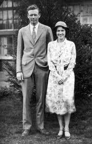 Charles and Anne Lindbergh