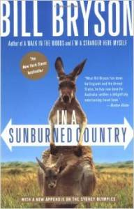 In a Sunburned Country, Bill Bryson, Book Journey, Australia