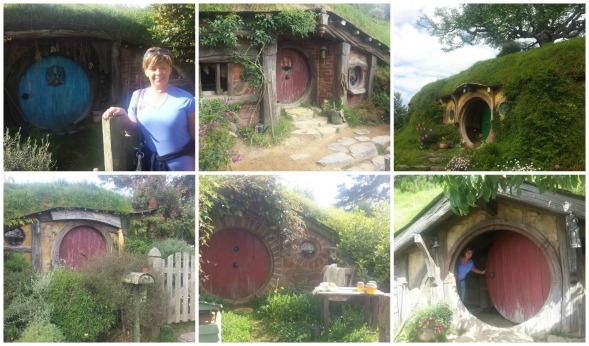 Book JOurney, Hobbiton New Zealand