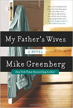 Mike Greenberg, My Father's Wives, Book Journey, TLC Book Tours