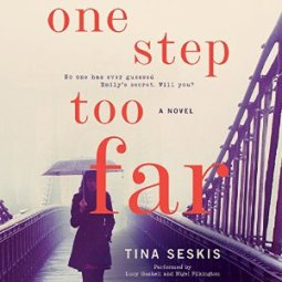One step too far, Tina Seskis, Book Journey, Sheila DeChantal