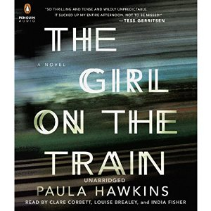 Girl On The Train, Paula Hawkins, Sheila DeChantal, Book Journey