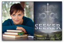 Arwen Alys Dayton, SEEKER, Bed Ballon, Minneapoils, Book Store, Book JOurney