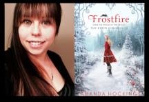 Amanda Hocking, Frostfire, WAKE< Book JOurney, Minneapolis, Red Ballon