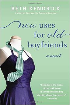 Beth Kendrick, New Uses For Old Boyfriends, The Cure For The Common Breakup, Black Dog Bay, Book Journey