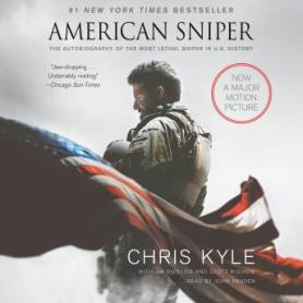 American Sniper, Chris Kyle, Book Journey