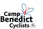 Camp Benedict Cyclist, Camp Benedict, Book JOurney, Minnesota Bike Rides