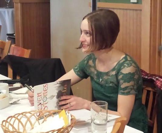 Julia Lee, Book JOurney, Seven STones