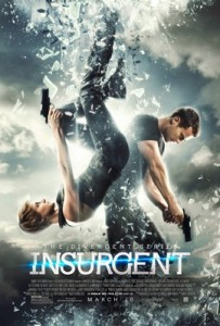 Insurgent, Divergent, Book Journey
