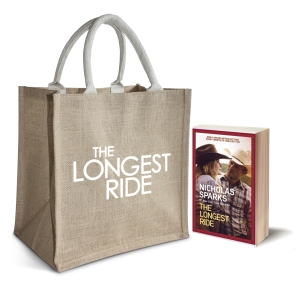 The Longesth Ride, Book Journey, Nicholas Sparks, Giveaway Package