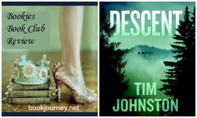Descent by Tim Johnston review questions, discussion, Bookies, Book Club, Book Journey