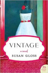 Vintage Susan Gloss, Book Journey