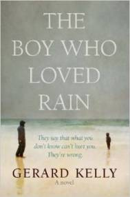 the boy who loved rain, Gerald Kelly, Book Journey, TLC Tours
