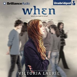 WHEN, Victoria Laurie, Book Journey, Death Dates