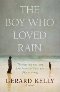 the boy who loved rain, Gerald Kelly, Book JOurney